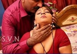 Desi aunty xnxx Romance with lover Telugu Short Film