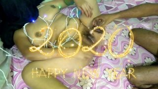 New Year 2020 Linking bhabhi Wet Pussy And Fucking Hard sex video