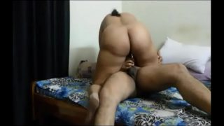 big ass Indian bhabhi fucked hard in different positions and blowjob sex