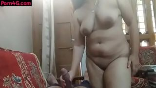 Desi Bhabhi riding Fucking With big Boss