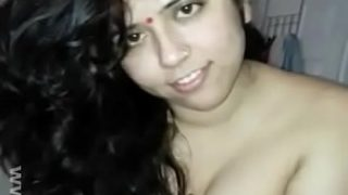 indian sweet Girl Sucking and Jerking Cock